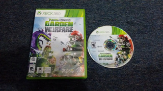Plants Vs Zombies Garden Warfare Completo Para Xbox 360