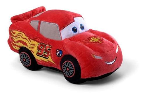 Imagen 1 de 1 de Peluche Cars 2 Rayo Mcqueen De 11 ''