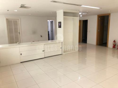 Imagem 1 de 15 de Conjunto  Com 4 Salas Para Locação, 280m² Por R$ 20.000,00  -  Itaim Bibi  - São Paulo/sp - Cf68212