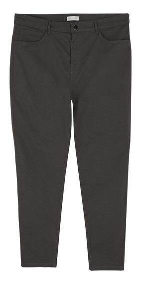Pantalón Skinny De Mujer Tallas Extras C&a 1053957