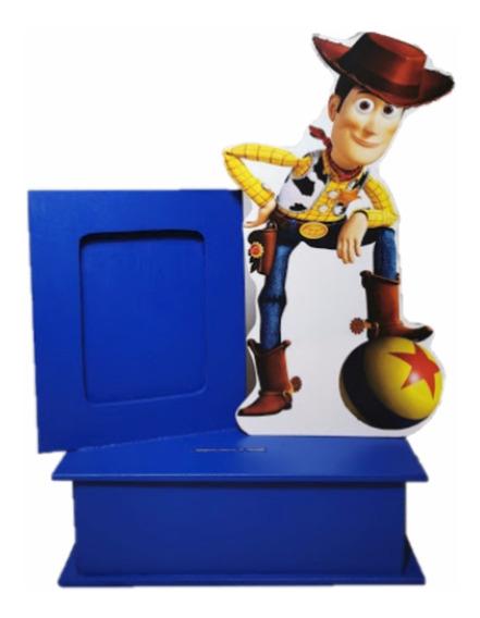Centros Mesa Alcancia/portaretrato Fiesta Toy Story 10 Pz