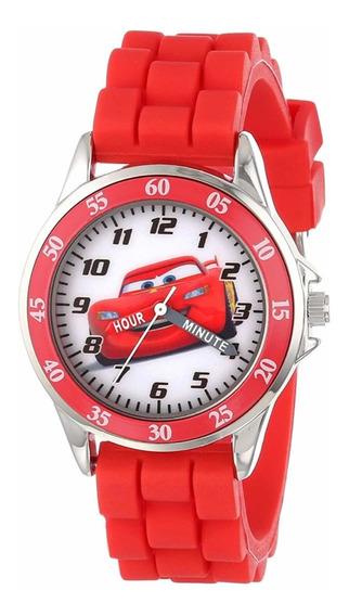 Reloj Cars Disney Para Hombres 33mm