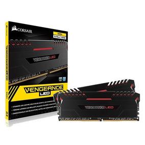 Corsair Vengeance Red Ddr4 32gb (2x 16gb) 3.000mhz +garantia