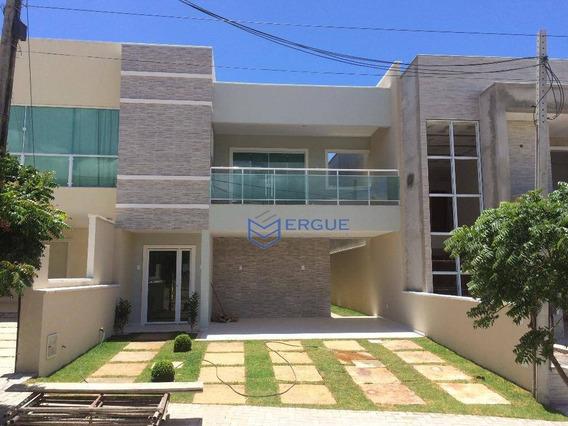 Casa Residencial À Venda, Maraponga, Fortaleza. - Ca0332