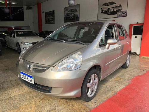 Honda Fit 2007 1.4 Lxl 5p