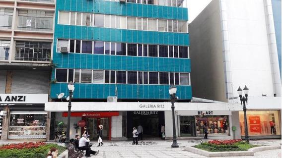 Sala Comercial Para Venda Em Curitiba, Centro, 1 Banheiro - Sc-003_2-668933