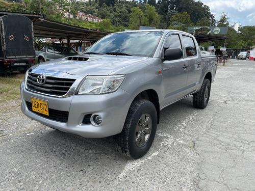 Toyota Hilux 2015 Diesel 2.5