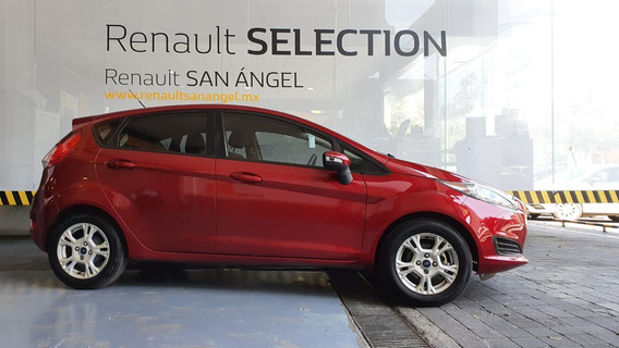 Ford Fiesta Hatchback Hb Se Tm 2016
