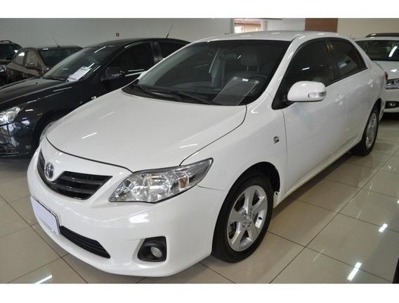 Toyota Corolla 2.0 Xei Branco 16v Flex 4p Automático 2014