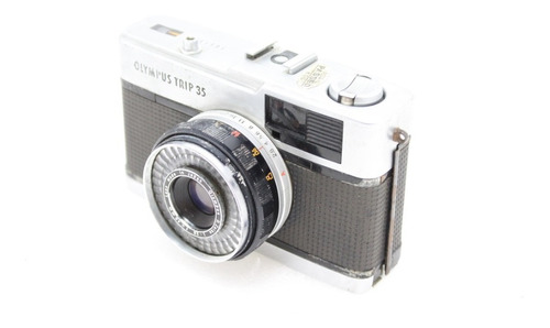 Câmeras Analógica Olympus Trip 35
