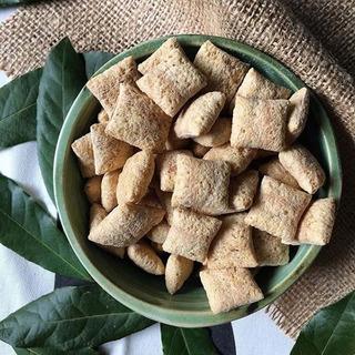 Almohaditas De Cereal Rellenas Frutilla - 1 Kg