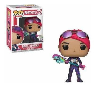Funko Pop - Brite Bomber - Fortnite - Número 427 - Pop!