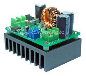 Conversor Dc-dc Entrada De 10 A 54v Saída 56v -10 Amp (su03)