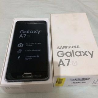 Samsung Galaxy A7 2016 Tela Quebrada Nota Fiscal