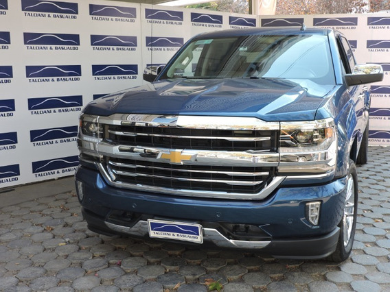 Chevrolet Silverado 5.3 Dc 4x4 At Bencina High Country 2019