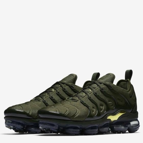 Tênis Nike Air Vapormax Plus Vm - Novo Sedex Gratis 50% Off
