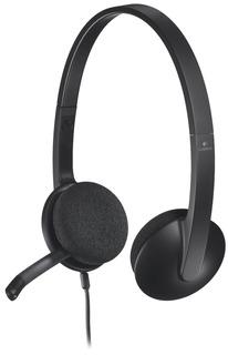 Logitech Usb Headset H340, Estéreo, Auriculares Usb Para