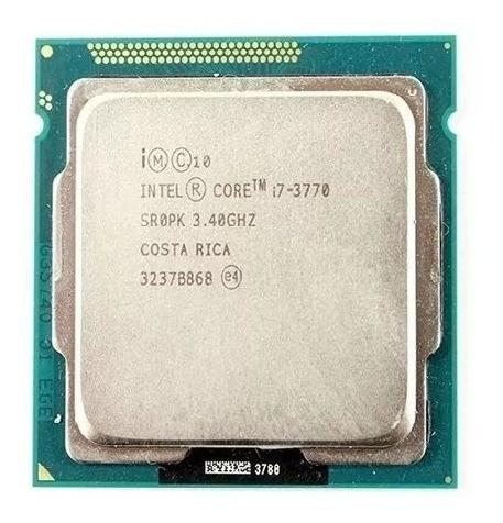 Processador Intel Core I7-3770 3.4ghz