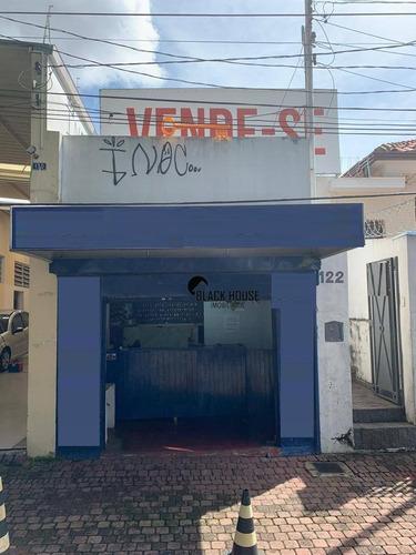 Imagem 1 de 30 de Casa À Venda, 170 M² Por R$ 200.000 - Centro - Sorocaba/sp - Ca0799