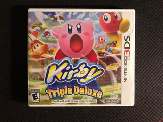 3ds: Kirby Triple Deluxe