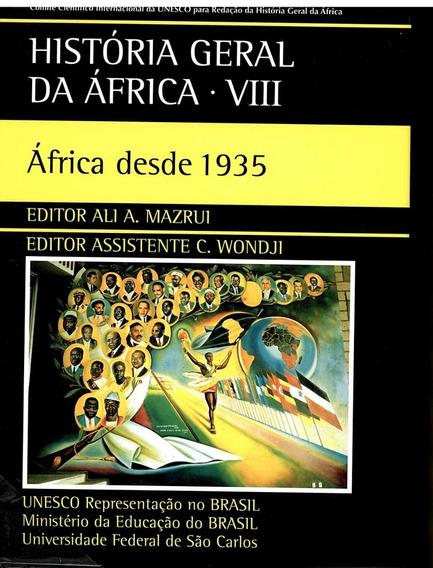 Livro-história Geral Da África Ii -africa Antiga-raro+brinde