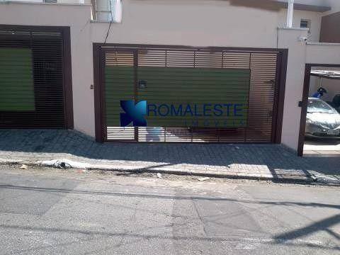Imagem 1 de 8 de Sobrado Com 3 Dormitórios À Venda, 100 M² Por R$ 625.400,00 - Vila Alpina - São Paulo/sp - So0396
