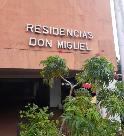 Apartamento En Venta (residencias Don Miguel)