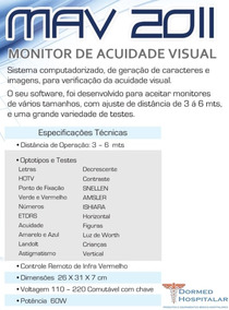 Sistema De Acuidade Visual Mav 2011