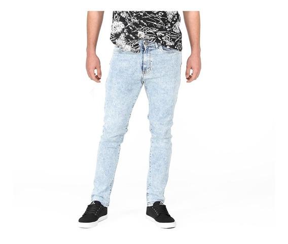 Pantalon Jean Vicus Street Azul Washed