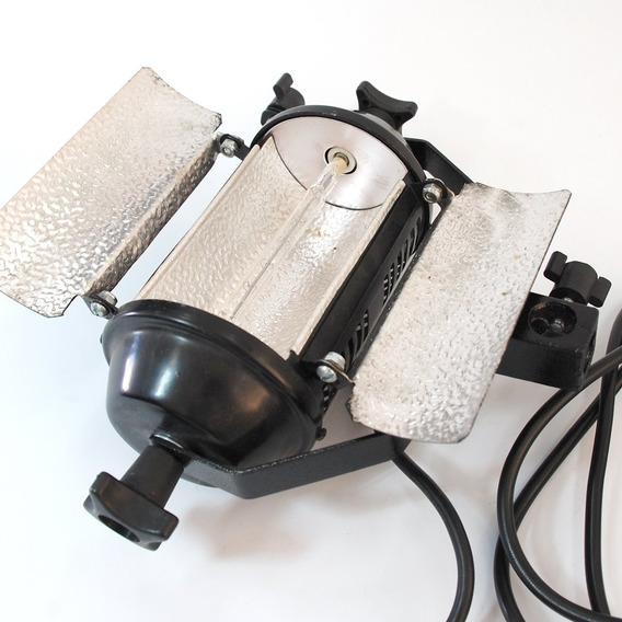 Iluminador De Video (sem Lâmpada) Otimo
