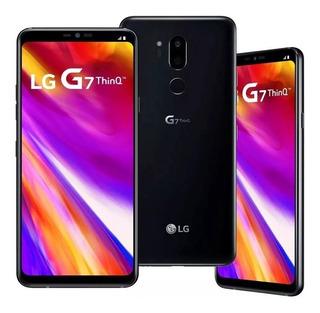 Smartphone Lg G7 Thinq Dual Chip 64gb Android 8.0 Vitrine