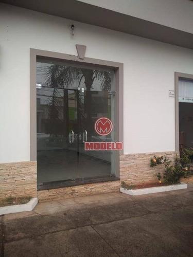 Loja Para Alugar, 25 M² Por R$ 1.300/mês - Vila Rezende - Piracicaba/sp - Lo0040