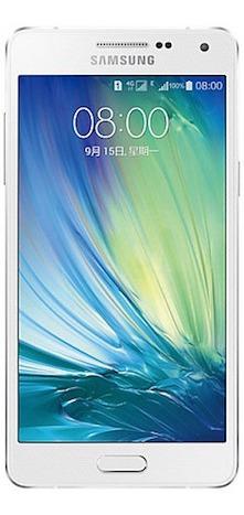 Samsung Galaxy A5 Muy Bueno Blanco Claro