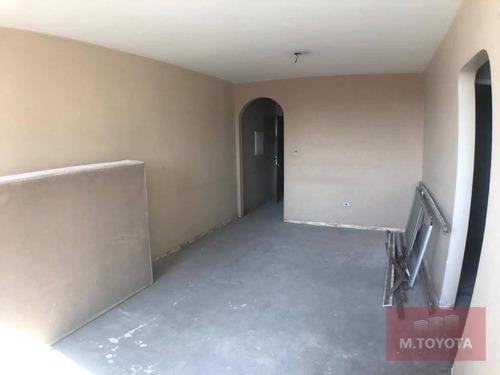 Imagem 1 de 9 de Apartamento Com 3 Dormitórios À Venda, 91 M² Por R$ 395.000,00 - Vila Augusta - Guarulhos/sp - Ap0162