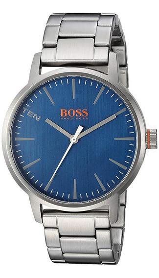 Reloj Hugo Boss Acero Inoxidable Elegante