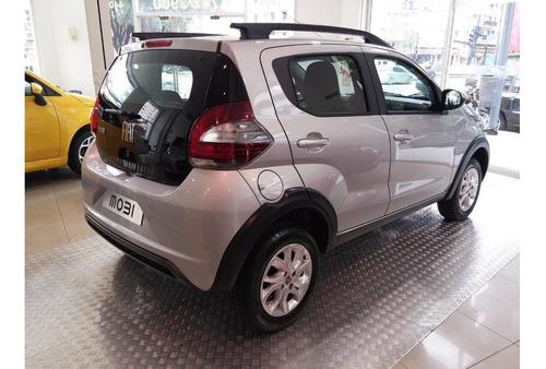 Fiat Mobi 0km Anticipo 170mil Y Cuotas, Directo De Fabrica R