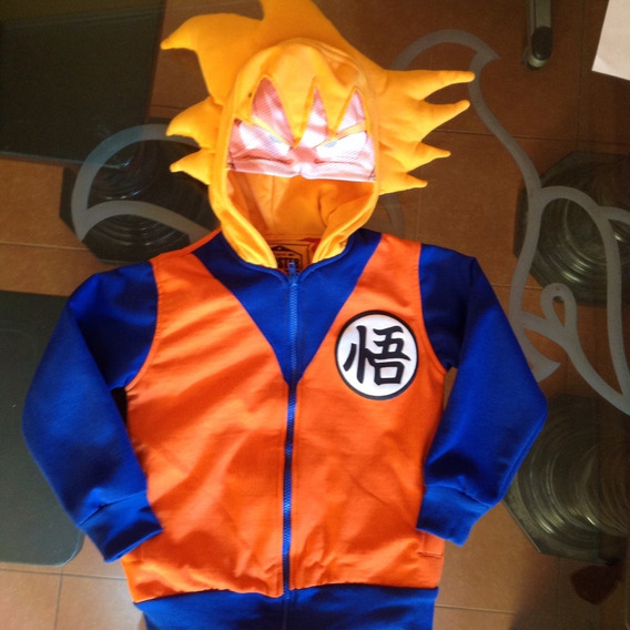 Sudadera Dragon Ball, Goku