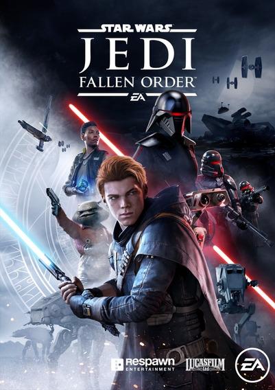 Star Wars Jedi Fallen Order Pc (mídia Física)