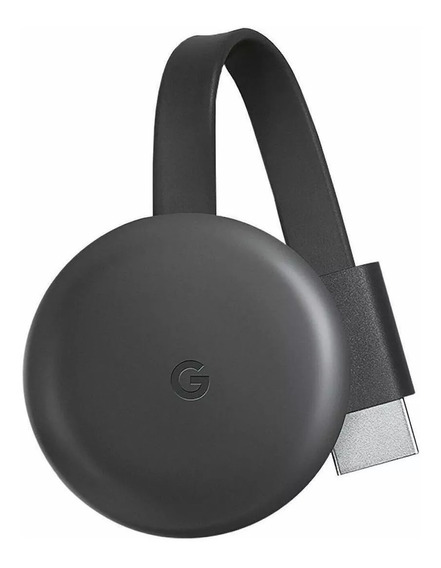 Google Chromecast 3ª Geração Full Hd - Original