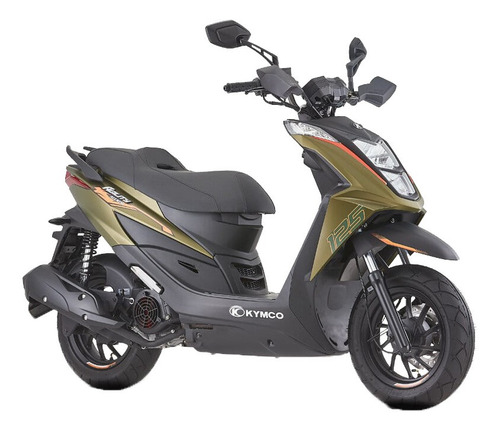 Kymco All New