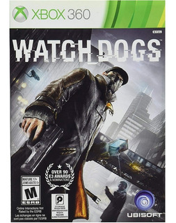 Xbox 360 Juego Watch Dogs Nuevo + Envío Gratis!