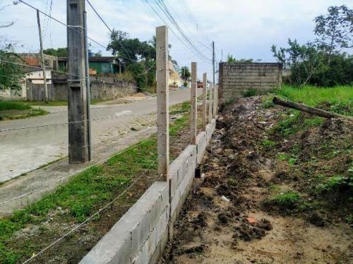 Imagem 1 de 4 de Terreno No Litoral Sul, Medindo 100 M², Em Itanhaém | 7006