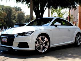 Audi //tt S-line 230 Hp//2017 Seminuevo!! Gps, Xenon