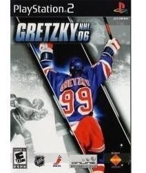 Gretzky Nhl 06 Ps2 Ntsc Lacrado