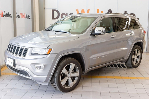 Jeep Grand Cherokee Limited 3.6l V6 At 4x2 20 PuLG 2014