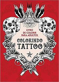 Livro Tattoo Colorir