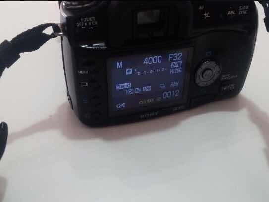 Sony Cx A100