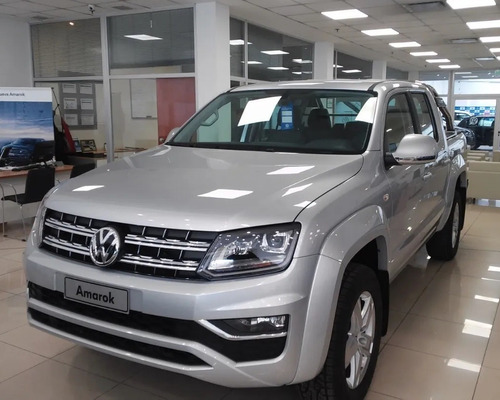 Vw Volkswagen Amarok 2.0 Highline At 4x4 Entrega Inmediata J