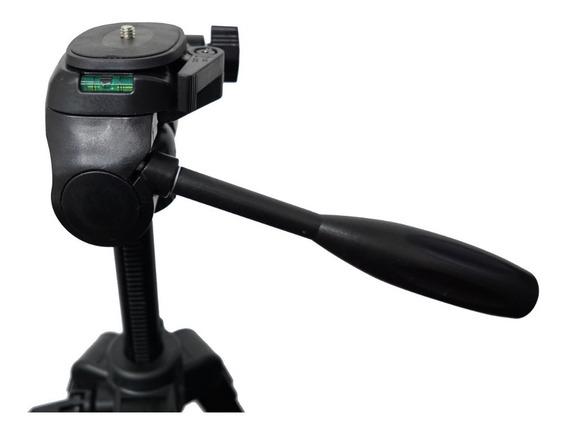 Braun Trípode Lightweight 160 + Soporte Para Celular