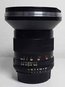 Lente Zeiss Distagon 21mm F2.8 Zf.2 (grátis Adaptador Ef)